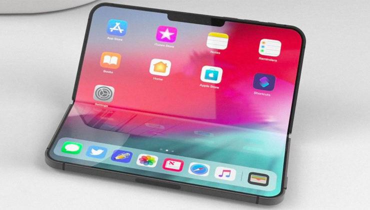 Apple'ın katlanabilir telefonu 2023 yılında karşımıza çıkabilir