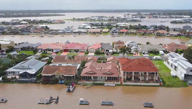Avustralya'da sel felaketi: Binlerce kişi tahliye edildi