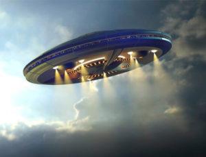 ABD'li yetkiliden flaş UFO açıklaması! Bu sözleri çok konuşuldu