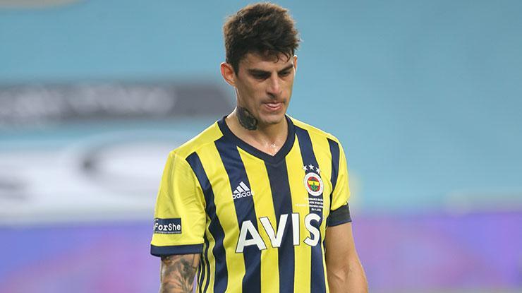 Fenerbahçe'de Diego Perotti İstanbula geldi.