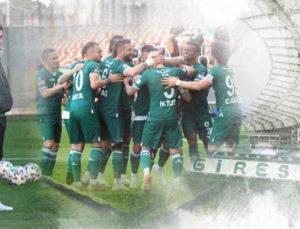 Giresunspor'de hedef 7'de 7 ile Süper Lig