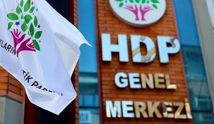 HDP'nin kapatılması için açılan davada iddianameyi Yargıtay'a iade etti!