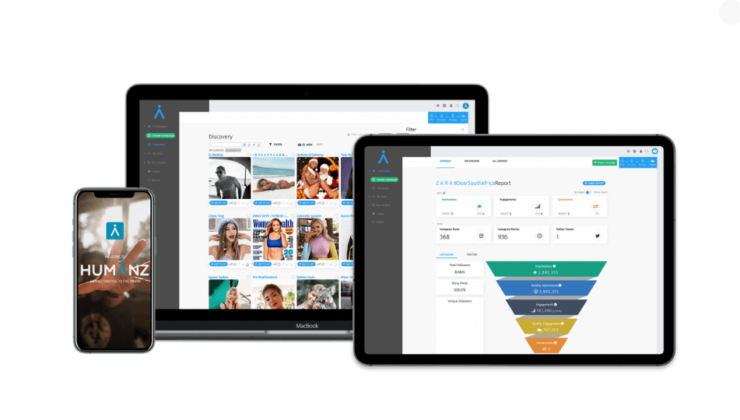 Humanz Influencer pazarlama platformuna detaylı bakış