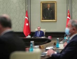 Kabine Toplantısı sona erdi! Başkan Erdoğan'dan açıkladı!