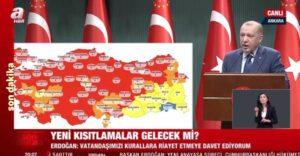 Kabine Toplantısı Sona Erdi Erdoğan Açıkladı