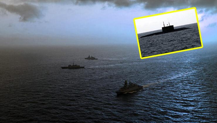 Karadeniz'de savaş an meselesi! Rus denizaltıları…