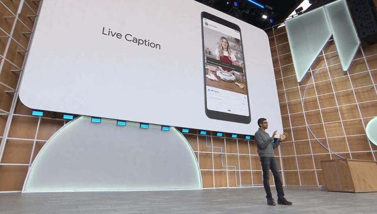 Google'ın Live Caption özelliği Chrome için kullanıma sunuldu.
