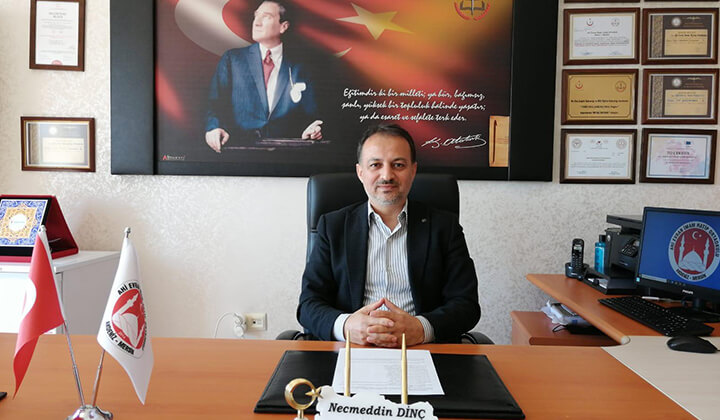 MEB'de İlçe Milli Eğitim Müdürlüğü ataması