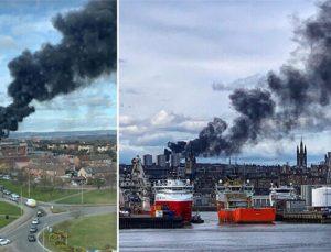 Okulda büyük patlama! Öğrenciler ve öğretmenler tahliye edildi.