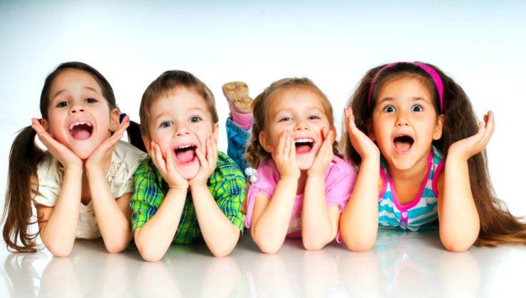 Psikolojisi sağlam çocuk yetiştirmenin sırrı.