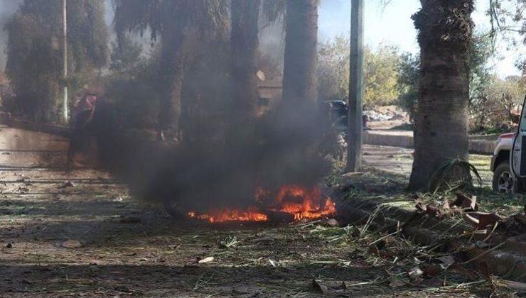 Rasulayn'da patlama: 4 ölü, 9 yaralı!