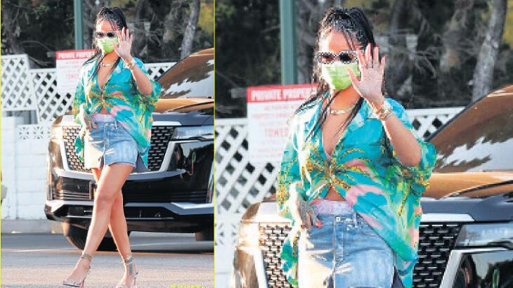 Rihanna tarzı