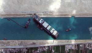 Süveyş Kanalında 7. Gün