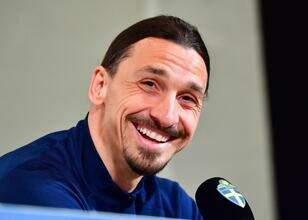 Zlatan Ibrahimovic: '39 yaşındayım, İsveç ve Milan'da oynuyorum'