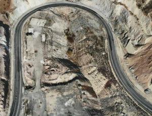 Artvin'de 20 metrelik menfez yapılmayınca karayolu 400 metre uzadı