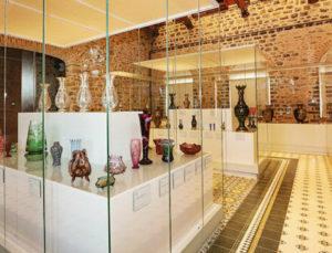Cam sanatı Beykoz'dan dünyaya açılıyor