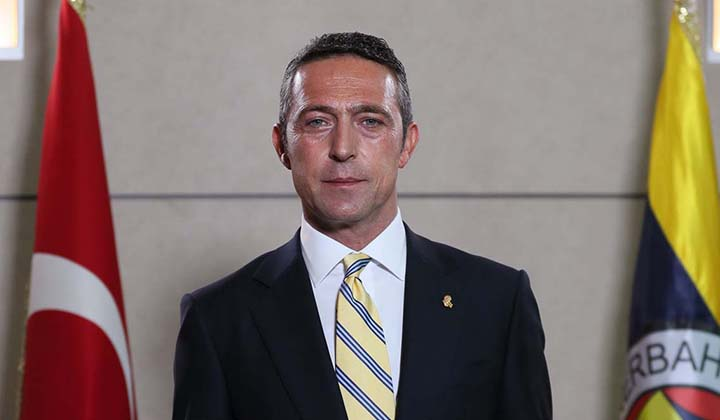 Fenerbahçe Başkanı Ali Koç'un koronavirüs testi pozitif çıktı!