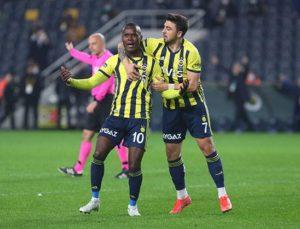 Fenerbahçenin forveti Samatta: Sezon…
