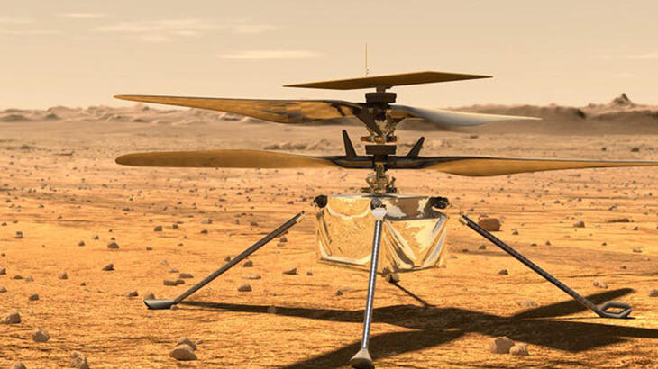 NASA, Mars'taki tarihi uçuşu ertelediğini duyurdu