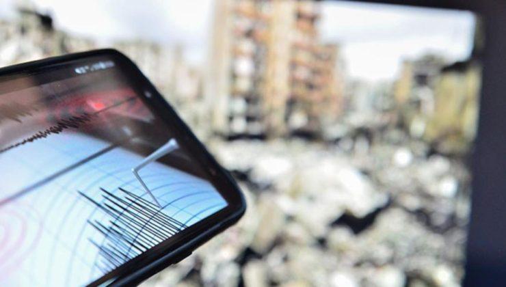 Son Dakika: 4.8 büyüklüğünde deprem meydana geldi….