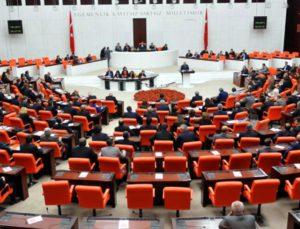 Son dakika: AK Parti, yeni düzenlemeler içeren kanun teklifini TBMM Başkanlığı'na sundu.