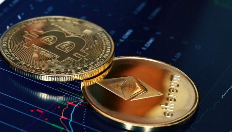 Bitcoin'de toparlanma.