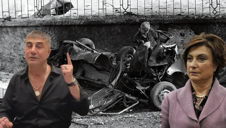 Sedat Peker'in 'Uğur Mumcu suikastı' iddialarına eşinden açıklama..