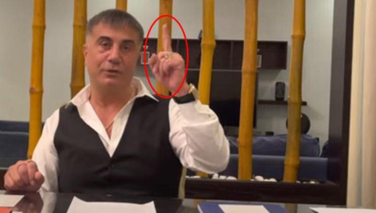 'Yalan çıksın bu parmağı keseceğim' diyen Peker'den Mehmet Ağar'ın oğluyla ilgili bomba sözler