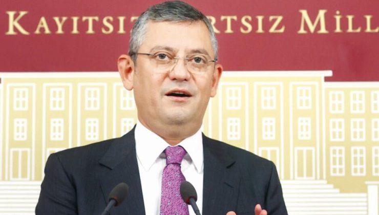 CHP'li Özgür Özel: 'Ortak aşı çağrısı yapalım'