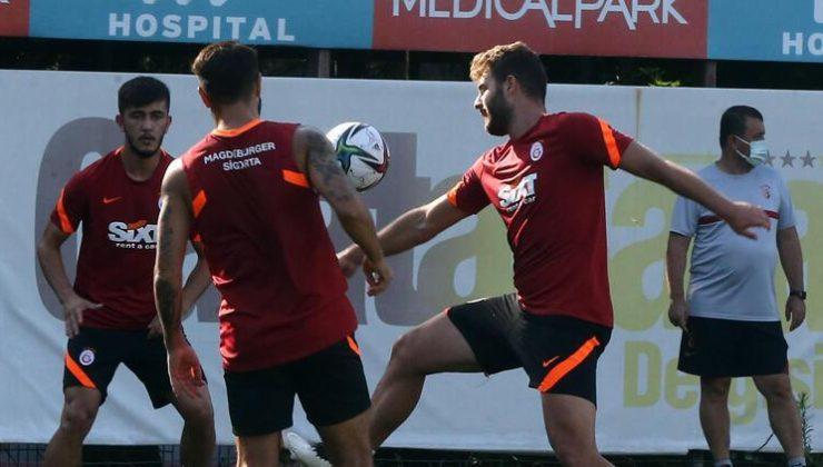 Galatasaray, PSV Eindhoven maçına hazır