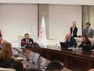 Son Dakika! Sağlık Bakanı Koca'dan 'Kısıtlamalar geri gelecek mi?' sorusuna yanıt: Şu an öyle bir seyir yok