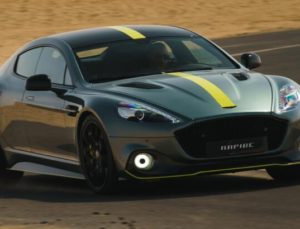 Aston Martin'in lüks sedanı Rapide AMR