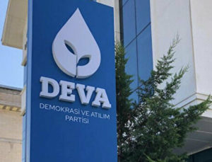 DEVA Partisi Altınordu ilçe başkanı istifa etti
