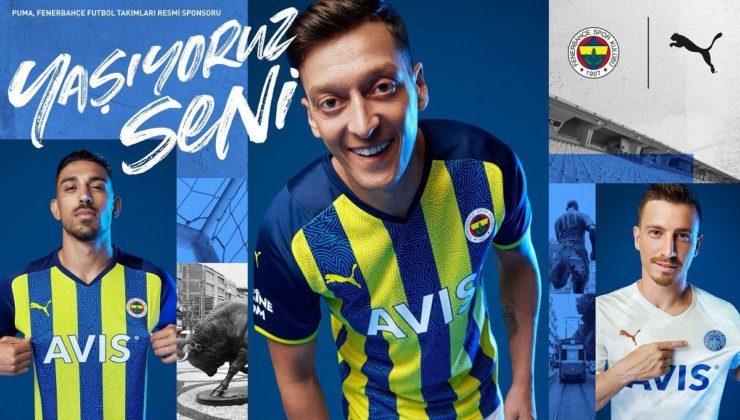 Fenerbahçe 3. formasını tanıtmaya hazırlanıyor