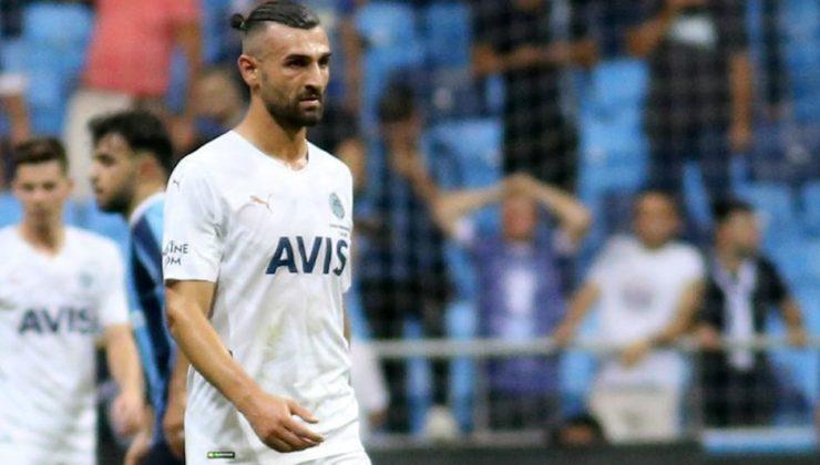 Fenerbahçede Serdar Dursun ameliyat oluyor