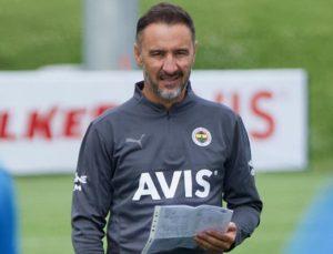 Fenerbahçede Vitor Pereiradan futbolculara uyarı