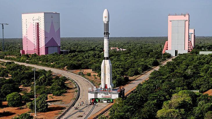 Hindistan'ın gözlem uydusu fırlatma denemesi başarısız oldu