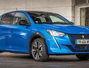 Peugeot'nun hedefi elektrikli araçlar