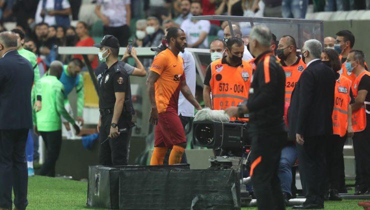 Son dakika! Galatasarayda Marcao idmanda yer almadı